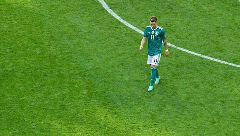 Reus, EURO 2020'ye gitmiyor!
