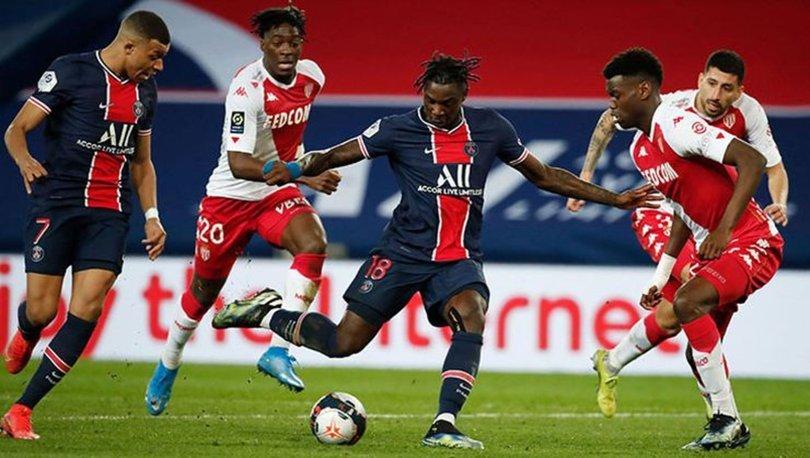 Monaco PSG maçı ne zaman, saat kaçta, hangi kanalda canlı yayınlanacak? Fransa Kupası Finali Monaco PSG maçı..