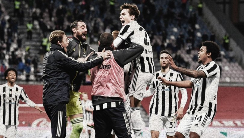 İtalya Kupası Juventus'un