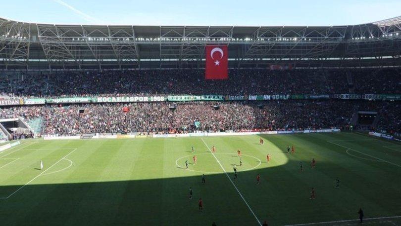 Kocaelispor Hekimoğlu maçı ne zaman, saat kaçta? Kocaelispor Hekimoğlu maçı hangi kanalda canlı yayınlanıyor?