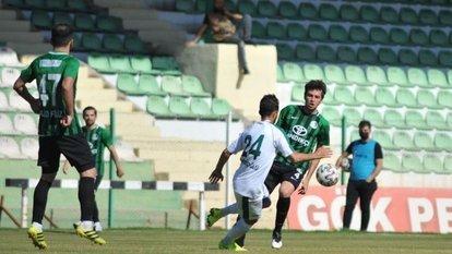 Kırşehir'de gol sesi çıkmadı