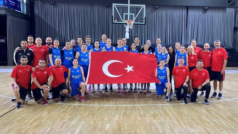 Sırbistan: 72 - Türkiye: 52 MAÇ SONUCU