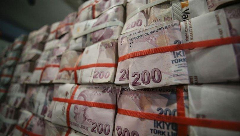 Hazine alacakları mart sonu itibarıyla 18,2 milyar lira