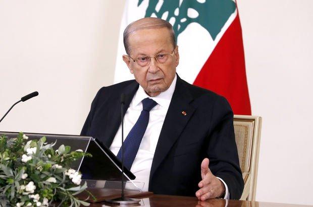 Lübnan Cumhurbaşkanı: ''Başbakan kabine kurmaktan aciz.''