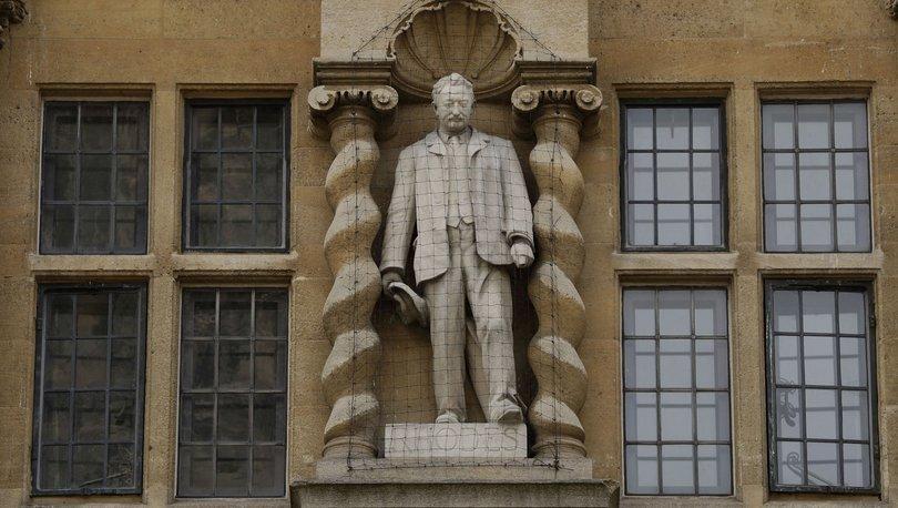 Cecil Rhodes heykelinin dekolonizasyonuna ret