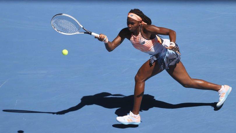 ABD'li tenisçi Coco Gauff, 17 yaşında ikinci kupasını kaldırdı