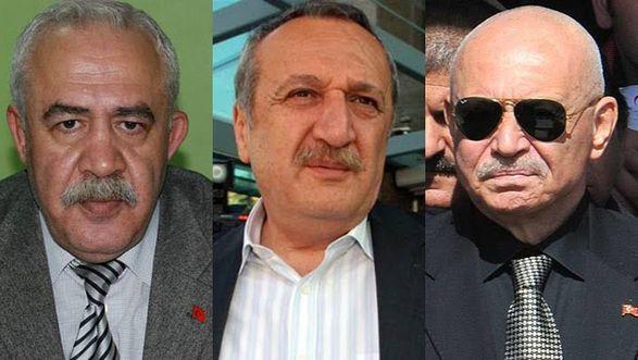 İbrahim Şahin, Mehmet Ağar, Korkut Eken