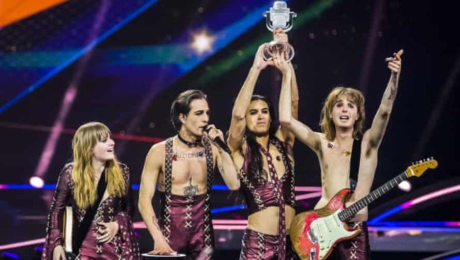 Eurovision'da İtalya zaferi