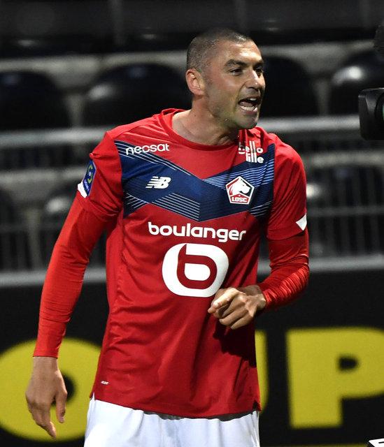 BİZİMKİLER MANŞETLERDE! Burak Yılmaz, Yusuf Yazıcı, Zeki Çelik Fransız basınında geniş yer buldu! - Spor Haberleri