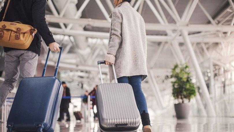 Yabancı ziyaretçi sayısı nisanda yüzde 3.16 arttı