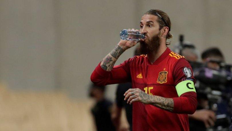 İspanya'da Sergio Ramos EURO 2020 kadrosuna alınmadı