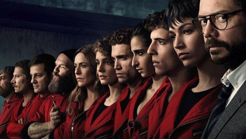 La Casa De Papel 5. sezon ne zaman başlıyor? Netflix açıkladı: İşte La Casa De Papel 5. sezon yayın tarihi