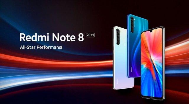 Xiaomi duyurdu! Xiaomi Redmi Note 8 2021 versiyonu özellikleri ve Türkiye fiyatı nedir?