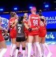 A Milli Kadın Voleybol Takımı, FIVB Milletler Ligi