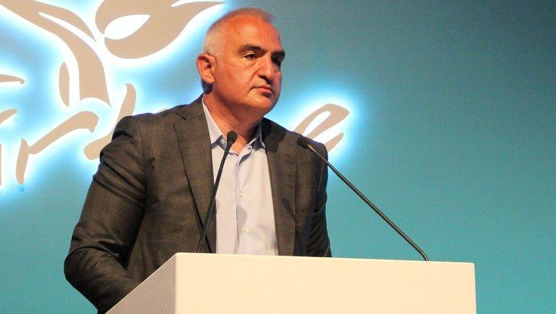 Bakan Ersoy: Bu sene iç turizm açısından bir sıkıntı olacağını düşünmüyorum