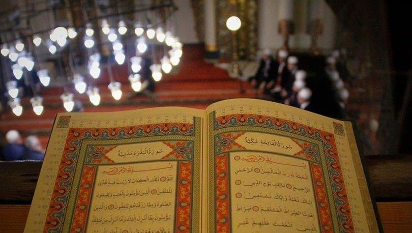 Şifa ayetleri oku! Şifa ayetleri nelerdir Arapça okunuşu ve Türkçe meali