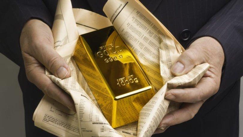SON DAKİKA! Altın fiyatında yılbaşından bu yana ilk - Haberler