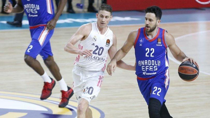 THY Avrupa Ligi'nde sezonun MVP'si Anadolu Efesli Micic
