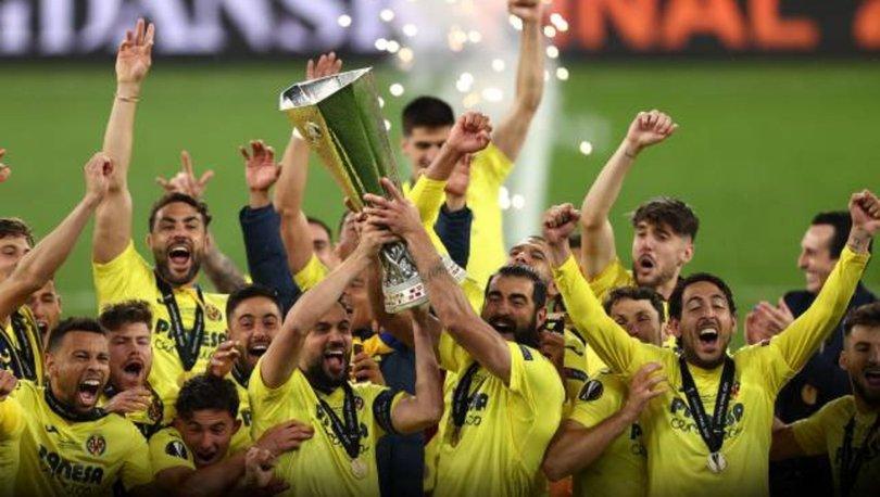 Villarreal: 1 - Manchester United: 1 (PENALTILARLA 11-10) MAÇ SONUCU