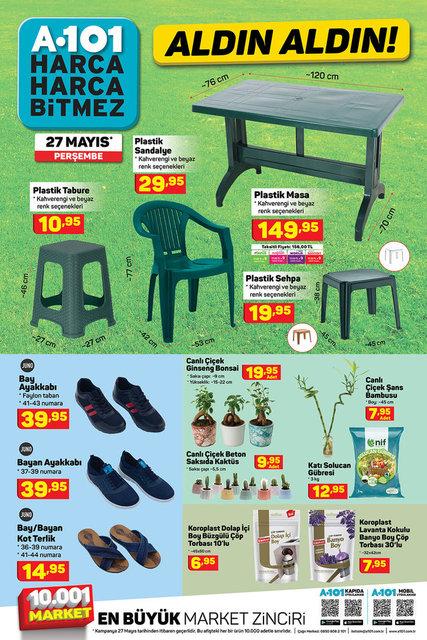 A101 BİM aktüel ürünler kataloğu! A101 BİM 27-31 Mayıs aktüel ürünleri! Tüm liste