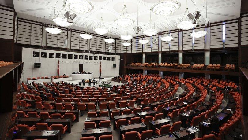 Son dakika haberi 11 HDP'li için hazırlanan fezlekeler Meclis'te