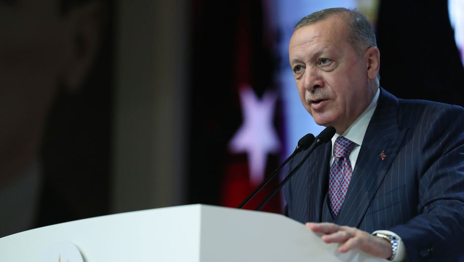 Cumhurbaşkanı Erdoğan'dan Kaftancıoğlu'na tazminat davası