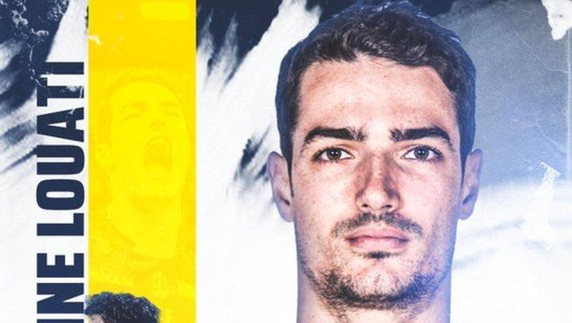 Fenerbahçe HDI Sigorta, Yacine Louati'yi transfer etti