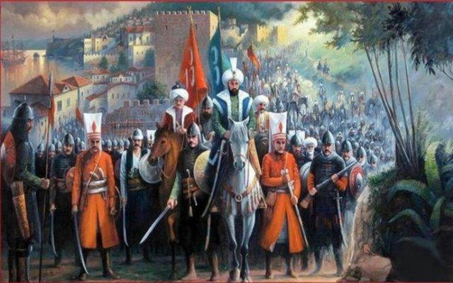 İstanbul'un Fethi mesajları 2021! En güzel resimli İstanbul'un Fethi kutlama  mesajları ve sözleri...İstanbul'un Fethi'nin 567. yıldönümü | Gündem  Haberleri