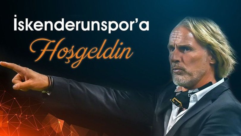 Riekerink'ten İskenderun FK'ya 3 yıllık imza