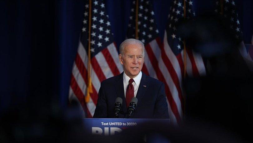 ABD Başkanı Biden'dan 6 trilyon dolarlık bütçe teklifi