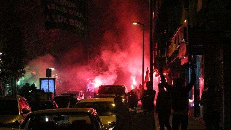 Kocaelispor taraftarları sokaklara döküldü!