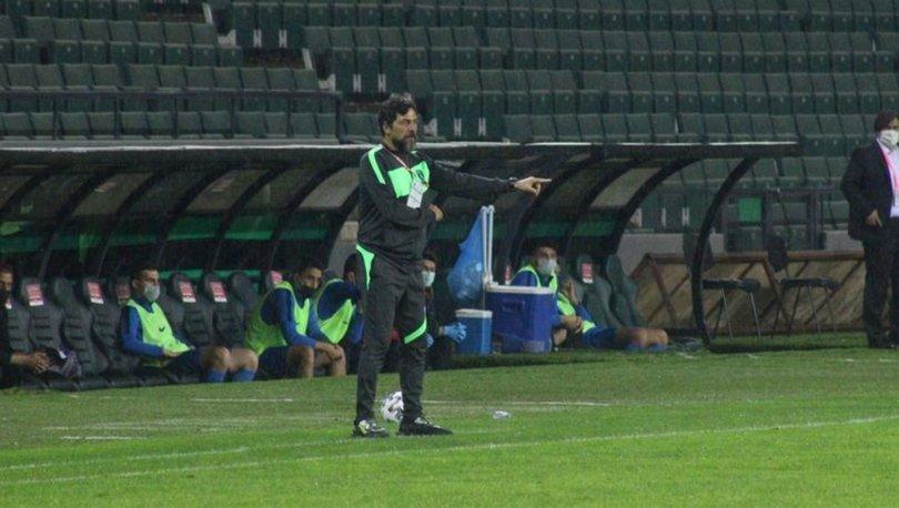 Kocaelispor Antrenörü Turgay Karslı: İyi oyunla haklı bir galibiyet aldık
