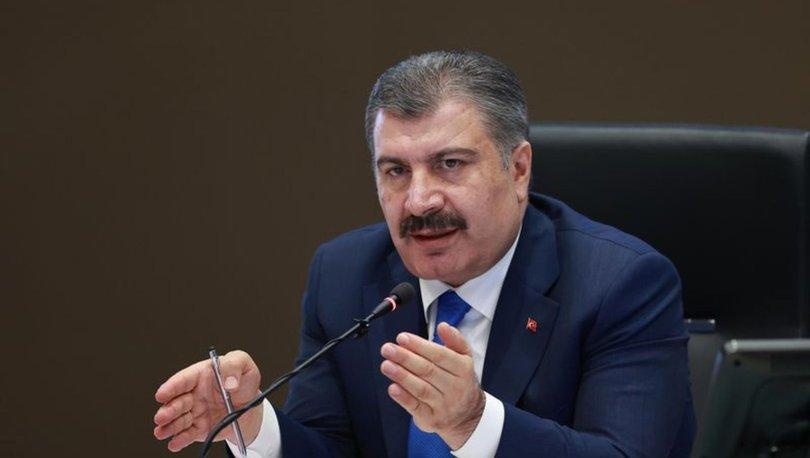 Son Dakika: Bakan Fahrettin Koca'dan yerli aşı açıklaması: Tünelin sonundaki ışık... - Haberler