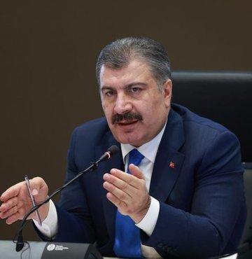 Yeni tip koronavirüs (Covid-19) salgınıyla mücadelede önemli bir aşama kat edildiğine dair paylaşımda bulunan Sağlık Bakanı Fahrettin Koca,