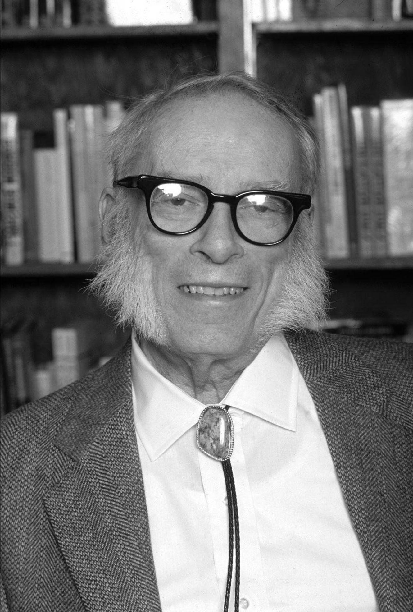 Profesör Isaac Asimov (1920 - 1992)