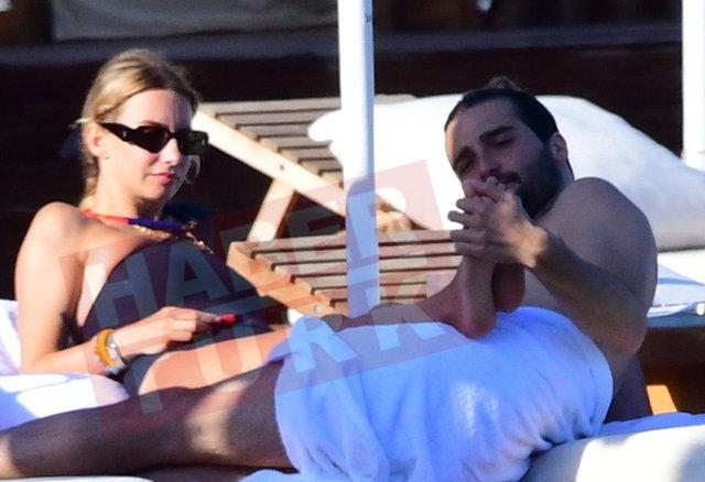 İLK KEZ! Tuba Ünsal sevgilisi Yusuf Aydın ile görüntülendi - Son dakika Magazin haberleri