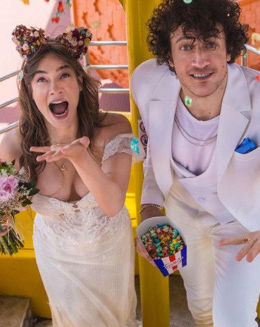 Müge Boz ve Caner Erdeniz'in aşkı film oluyor - Magazin haberleri