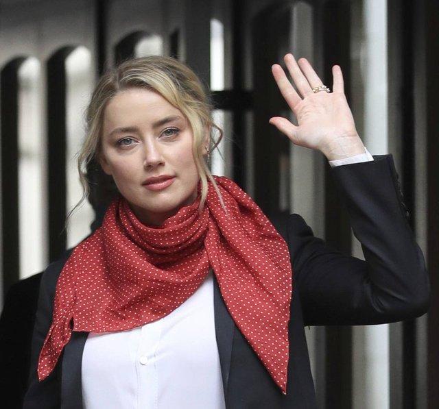 Amber Heard'ün 3,5 milyon dolarlık yalanı - Magazin haberleri