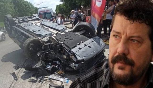 SON DAKİKA! İlker Aksum trafik kazası geçirdi! İlker Aksum sağlık durumu nasıl? - Magazin haberleri