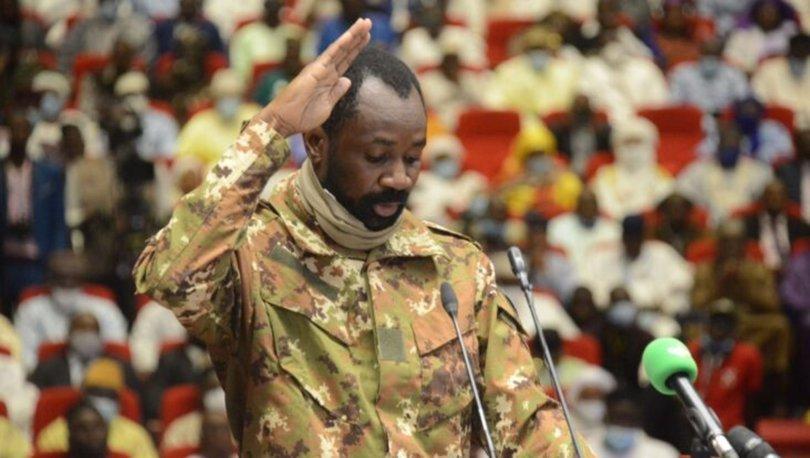 Mali'de darbe yapan Albay Assimi Goita'nın cumhurbaşkanlığı onaylandı