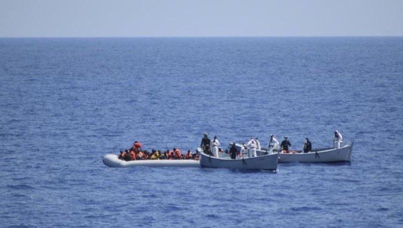 Tunus açıklarında 262 sığınmacı yakalandı
