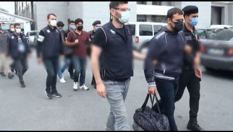 SON DAKİKA: İstanbul merkezli 9 ilde FETÖ operasyonu! Tutuklandılar