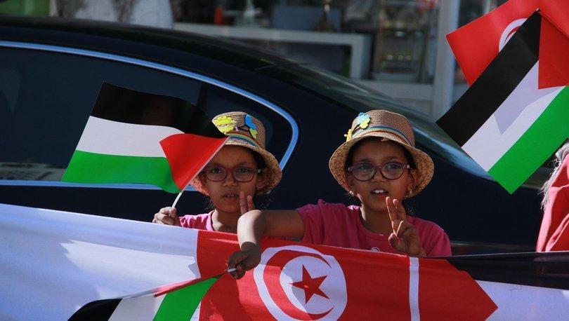 Tunus, BM'nin İsrail ihlallerini soruşturacak uluslararası komisyona destek verdi