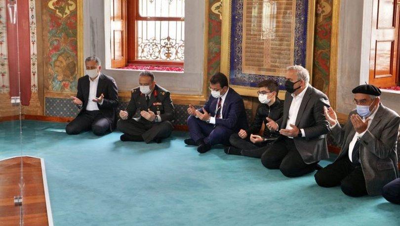 İSTANBUL'UN FETHİ! Son dakika: İstanbul Valiliği'nden Fatih'in türbesinde anma töreni! - Haberler