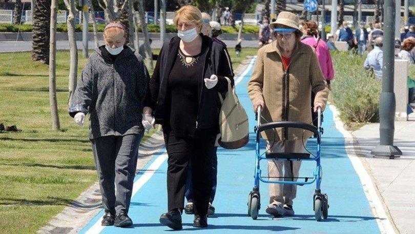 65 yaş üstü hafta sonu sokağa çıkabilir mi? 65 yaş üstü toplu taşıma yasak mı? İşte 65 yaş üstü yeni kararlar