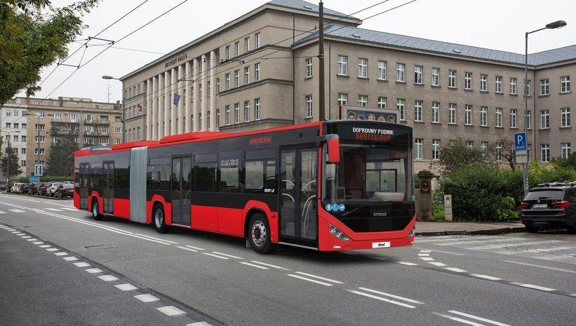 Otokar Slovakya'ya otobüs ihraç edecek