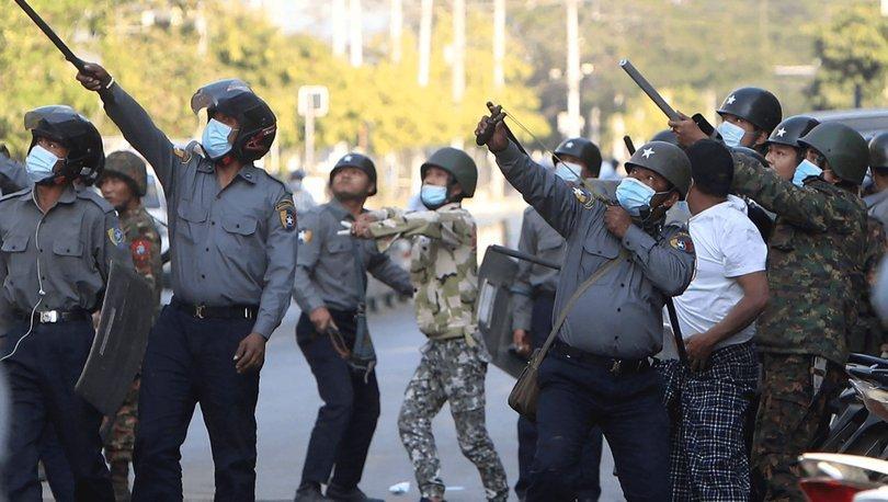 Myanmar'da tansiyon yükseldi! Ülkede askerî rejime karşı muhalifler yeni savunma birliği kurdu