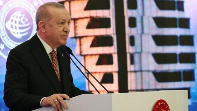 DUYURDU! Son dakika: Cumhurbaşkanı Erdoğan: