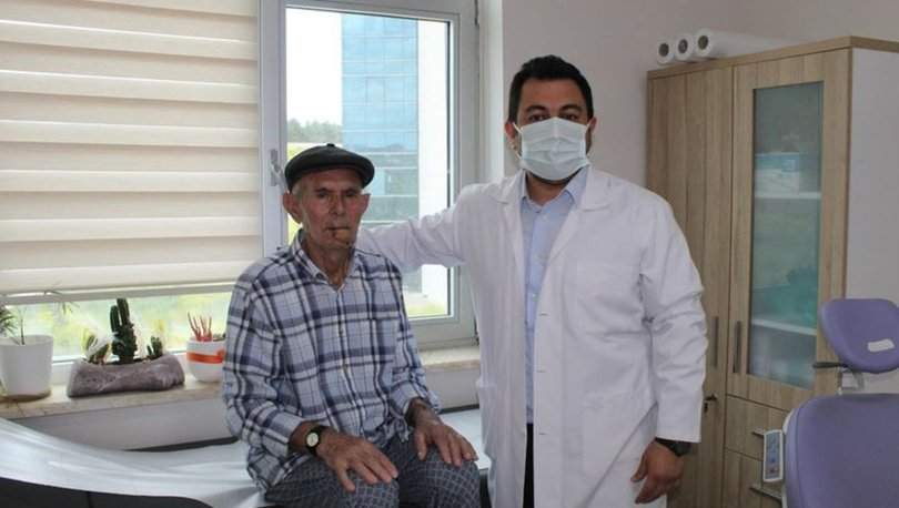 Dudağını kaybeden hastaya kol ve bacağından alınan dokuyla dudak yapıldı - Haberler