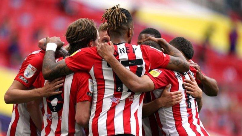 Brentford: 2 - Swansea: 0 MAÇ SONUCU
